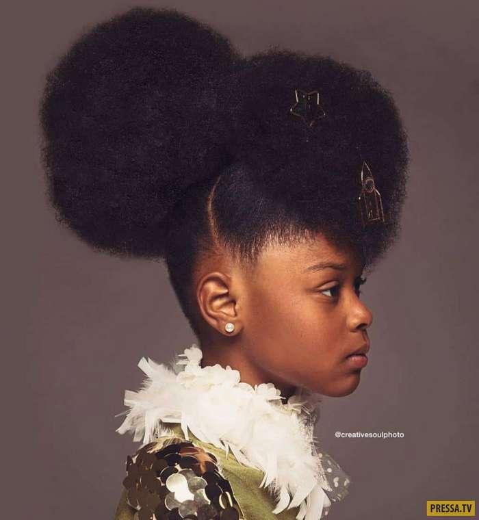 Таким афро-прическам позавидует любая женщина! (15 фото)