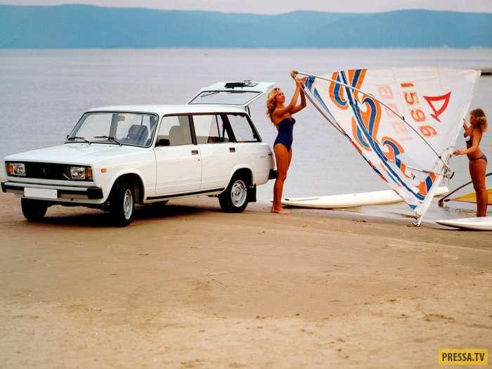 """""""На юга"""" - отпуск в 70-х"""