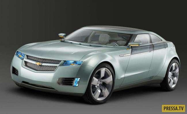 ТОП-10 электромобилей для любителей скоростной езды (10 фото)