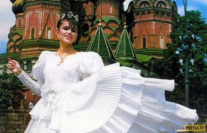 У истоков: Первый конкурс красоты и первая мисс СССР (20 фото)