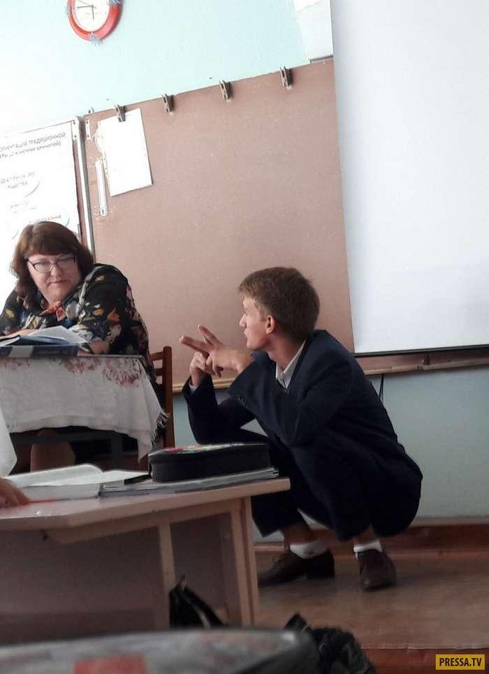 Прикольные фотографии из России (40 фото)