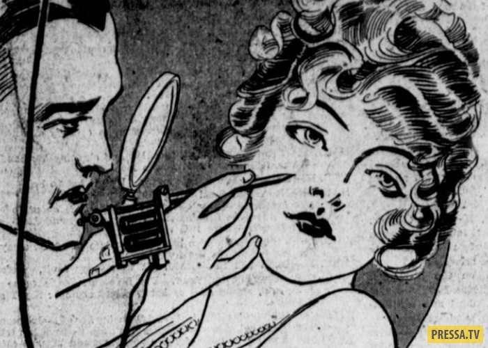Интересные факты из истории татуировок (11 фото)