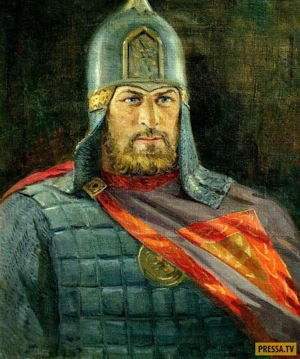 История России: для чего Александр Невский заключил союз с Золотой Ордой (6 фото)