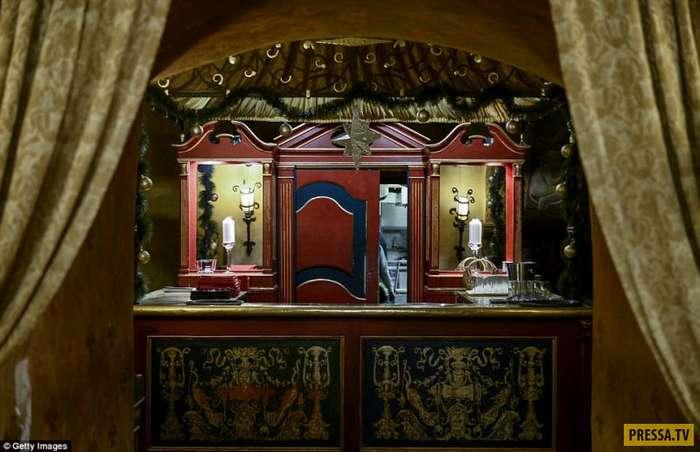 Польский ресторан -Пивница Свидницка- (Piwnica Swidnicka) - самый старый в Европе (7 фото)
