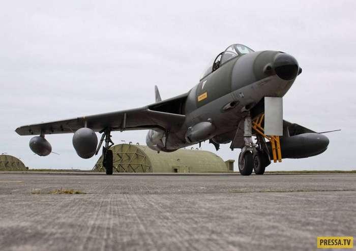 Чужой самолет. Армейская история