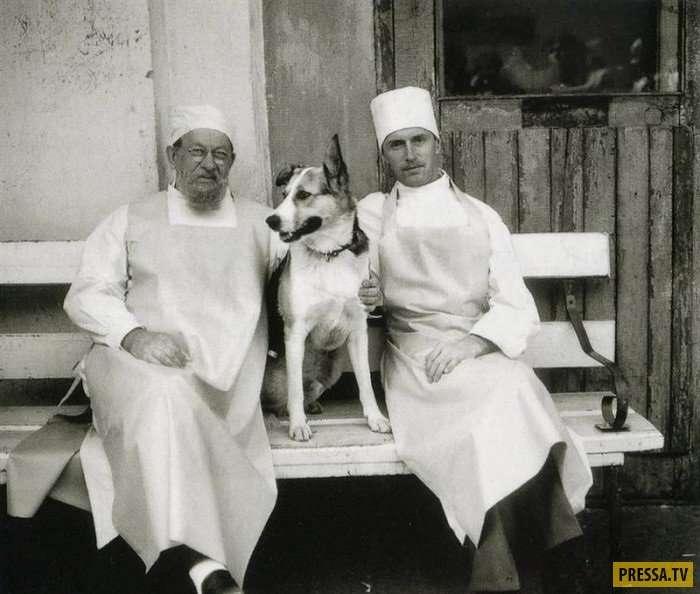 Малоизвестные фотографии со съемок популярных советских фильмов (17 фото)