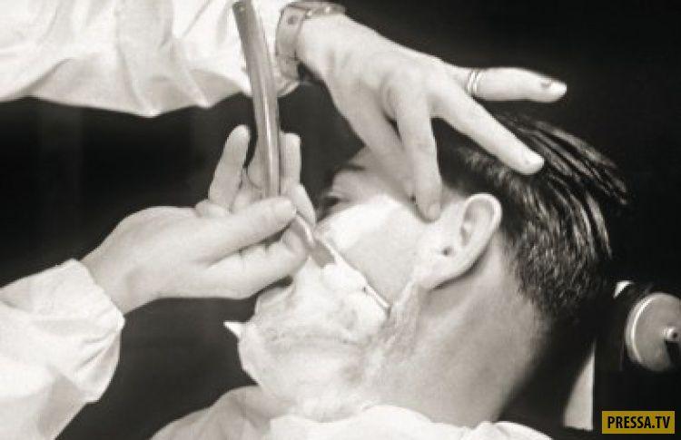 ВИЧ и парикмахерская