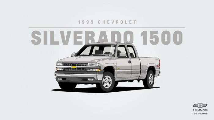 10 лучших пикапов Chevrolet за 100 лет их выпуска-17 фото-
