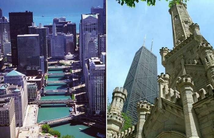 Чикаго: по следам легендарных гангстеров…-16 фото + 1 видео-