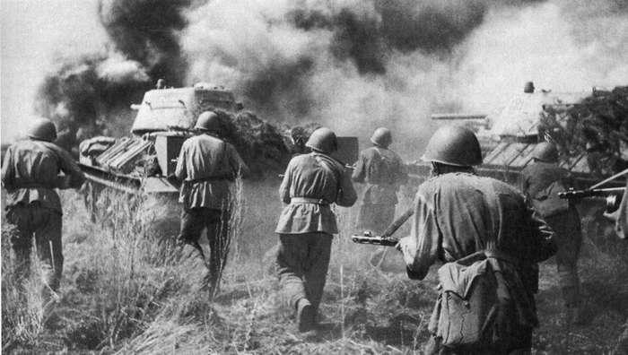 Почему немцы проиграли Курскую битву-1 фото + 1 видео-