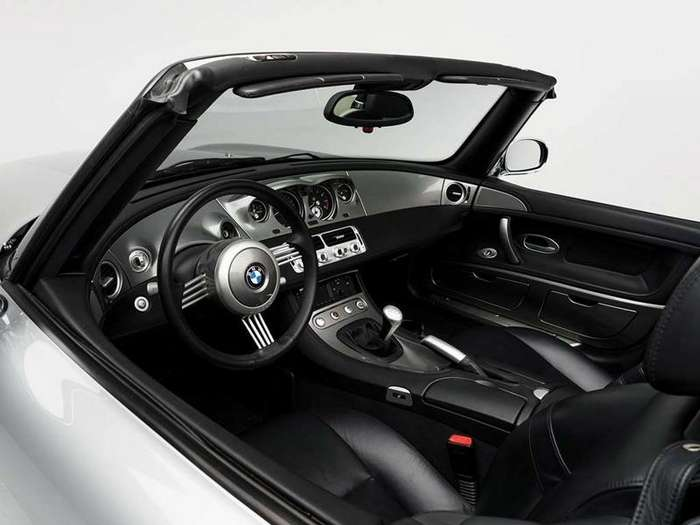 На аукционе продадут BMW Z8 Стива Джобса-10 фото-