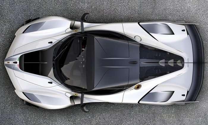 Ferrari показала 1050-сильный трековый суперкар-4 фото-