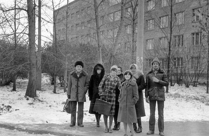 Как советские женщины жили в общежитиях-19 фото-