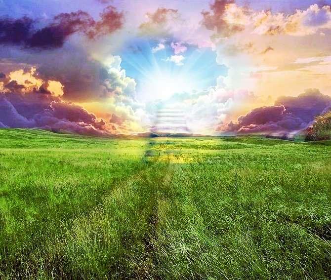 Дорога в рай. Притча-1 фото-