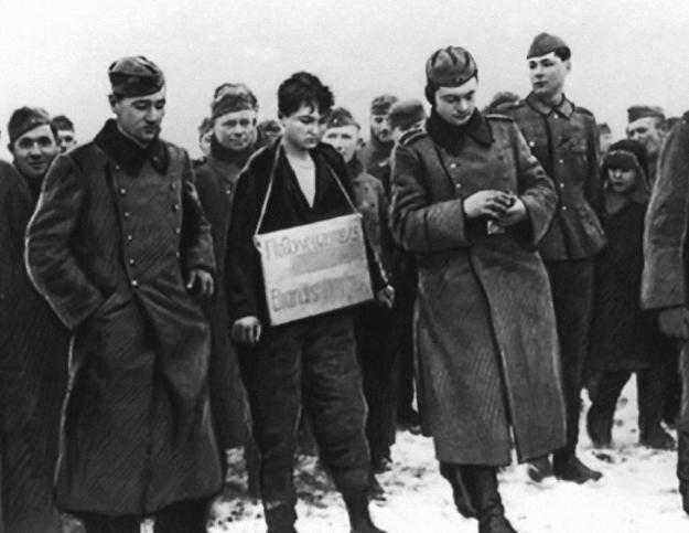 Кто сдал Зою Космодемьянскую, и как наказали предателей-1 фото + 1 видео-