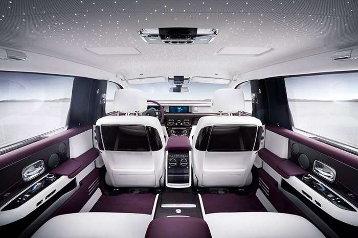 Компания Rolls-Royce официально представила Phantom восьмого поколения-6 фото-