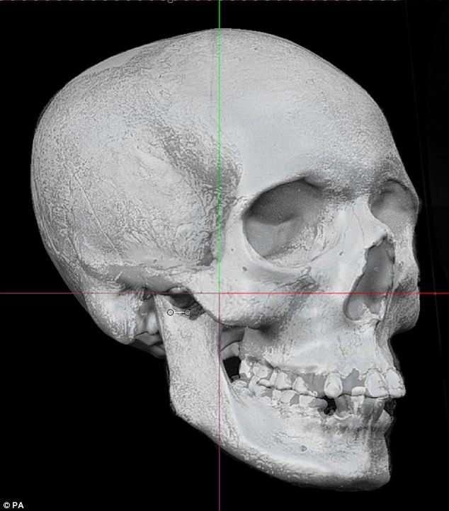 Ученые восстановили облик шотландской -ведьмы- - подружки дьявола-3 фото-
