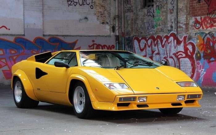 Lamborghini. О чём говорят названия моделей-17 фото-