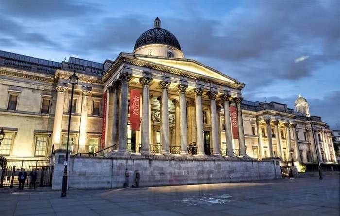 Лучшие музеи мира-17 фото + 1 видео-