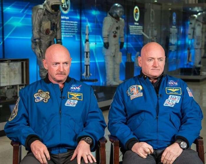 NASA отправило одного из братьев-близнецов в космос на год, и он вернулся другим-5 фото-