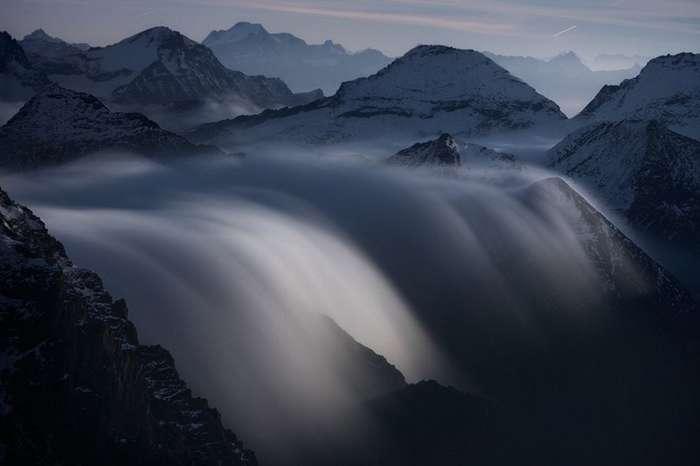 -Я фотографирую мир над облаками-: волшебные работы Роберто Бертеро-31 фото-