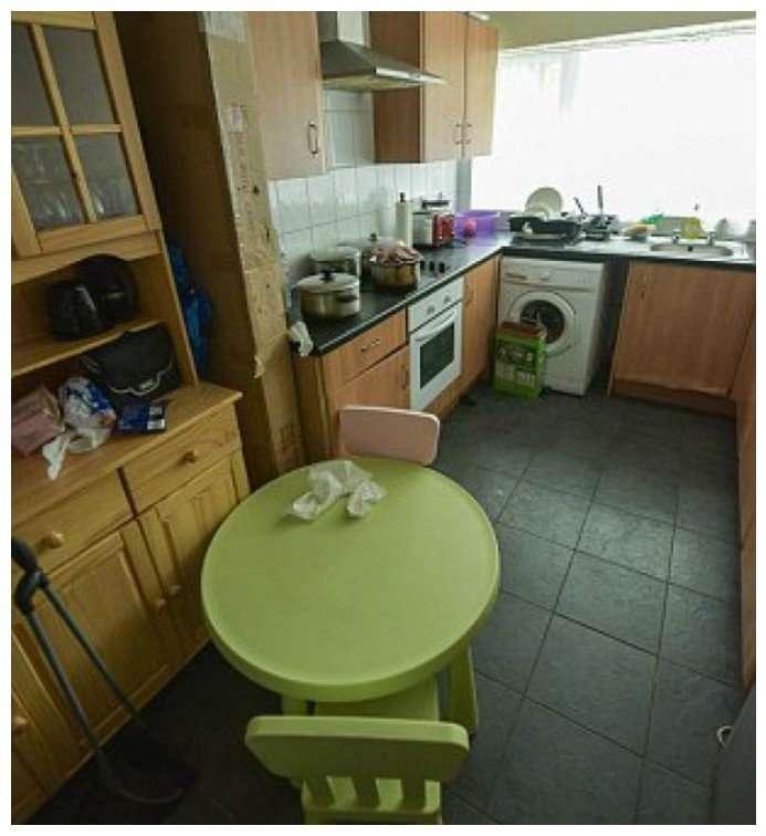 Безработная семья мигрантов с 8 детьми отказалась от дома, так как в нем не было столовой-9 фото-