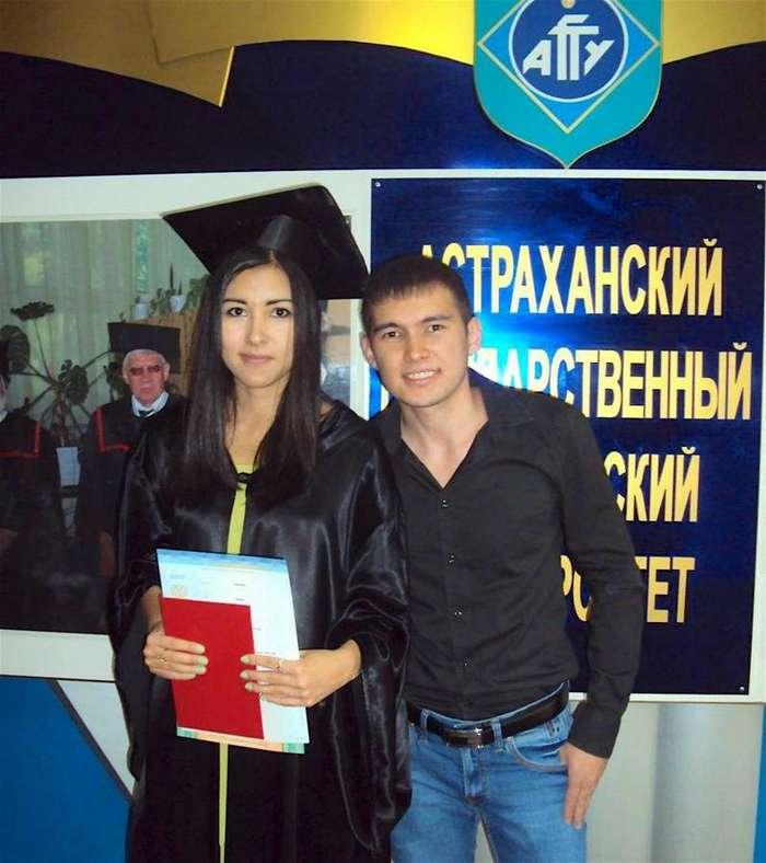 Спортсменка, студентка и просто красавица-11 фото-