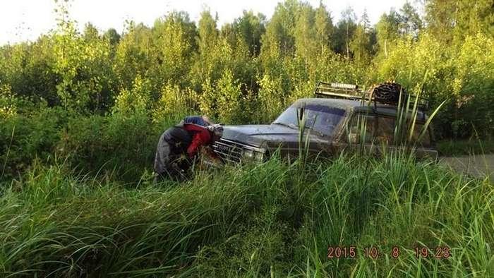 Мечта детства Toyota Land Cruiser 60-25 фото-