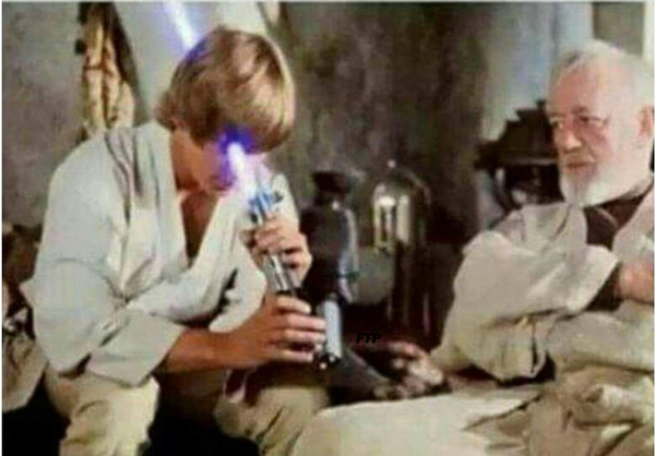 Сколько нужно лазерных указок, чтобы убить человека?-2 фото-