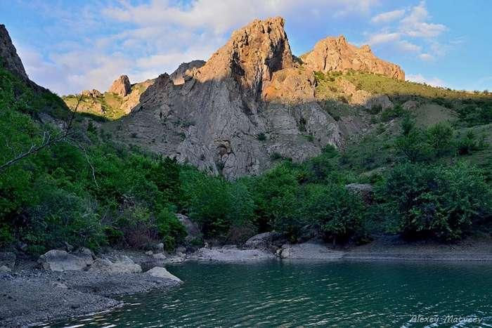Почти неизвестный Крым-13 фото-