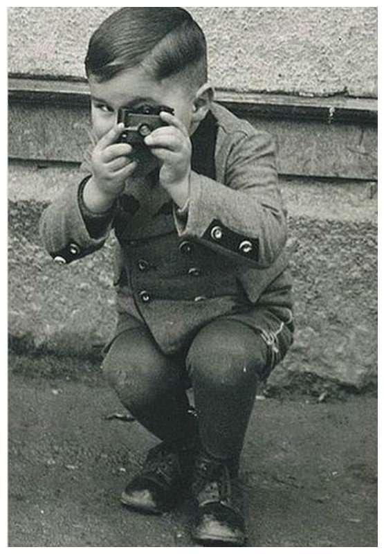 20 невероятно милых старых фото и детишек на них-21 фото-