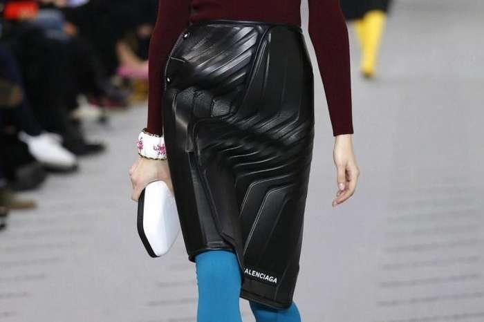Новая юбка от знаменитого бренда за $ 2200 выглядит точь-в точь как автомобильный коврик-8 фото-