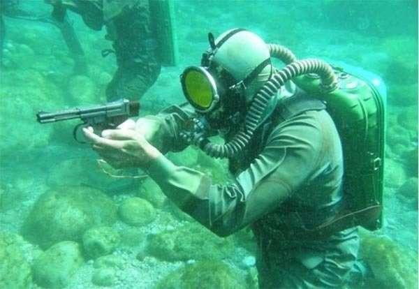 Оружие морского спецназа-14 фото-