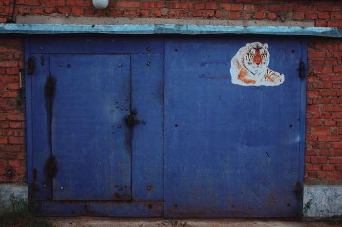 Особенности национального оформления гаражей-26 фото-