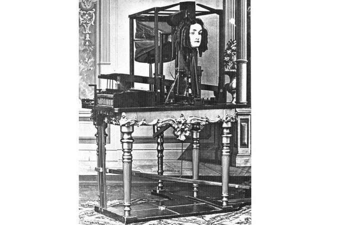 Электронный мир прошлого: прадедушки и прабабушки современных гаджетов-19 фото-