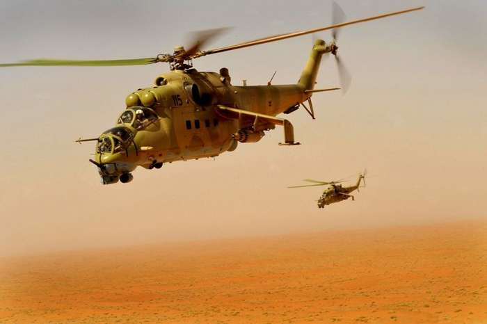 Лучшые ударные вертолёты в мире-28 фото + 1 видео-