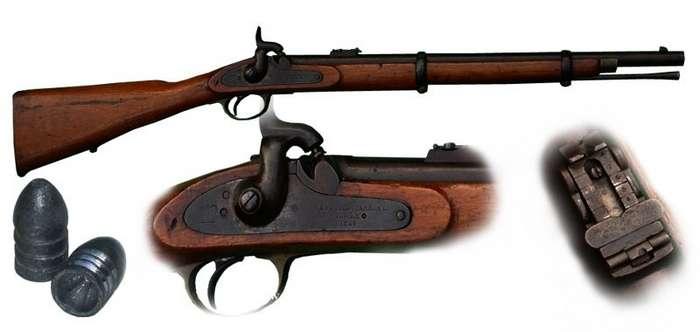Огнестрельное ручное оружие флибустьеров-8 фото-