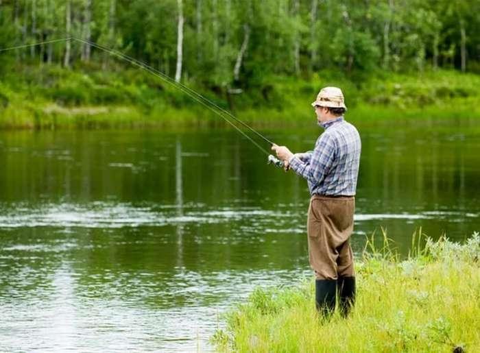 Рыбалка и охота - рассказ из сети-1 фото-