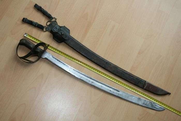 Холодное оружие флибустьеров-13 фото-