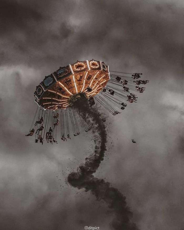 Мир фотографа Адита Арианто-27 фото-