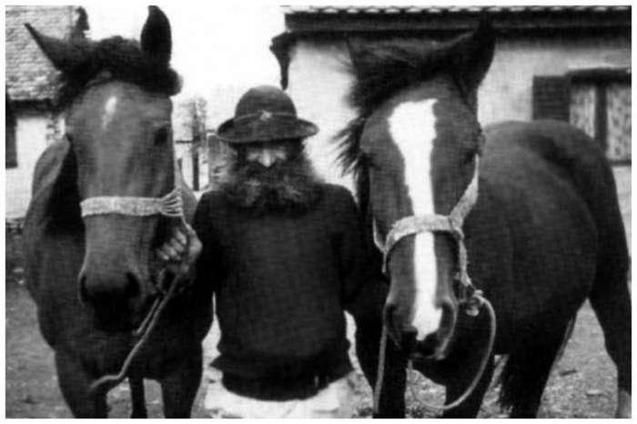 Жизнь кочевая не меняется веками-23 фото-