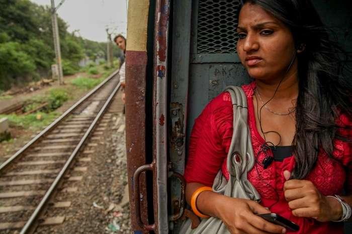 Путешествие в женском вагоне-19 фото-