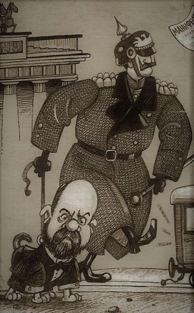 Бендер революции. Александр Парвус -кинул- на деньги Горького и Германию-11 фото-