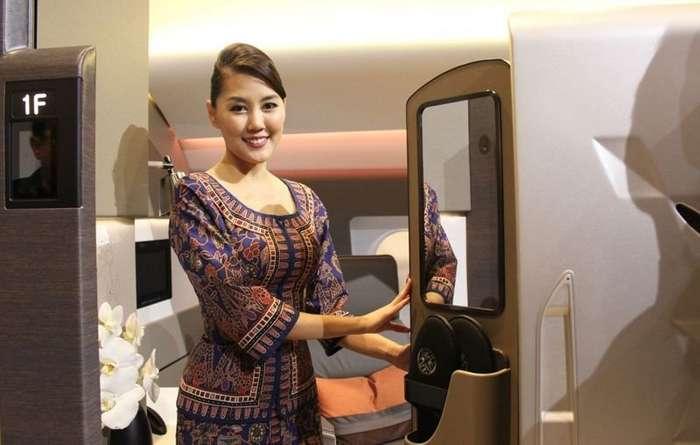Национальная авиакомпания Сингапура представила, как вскоре будут выглядеть самолеты-16 фото-