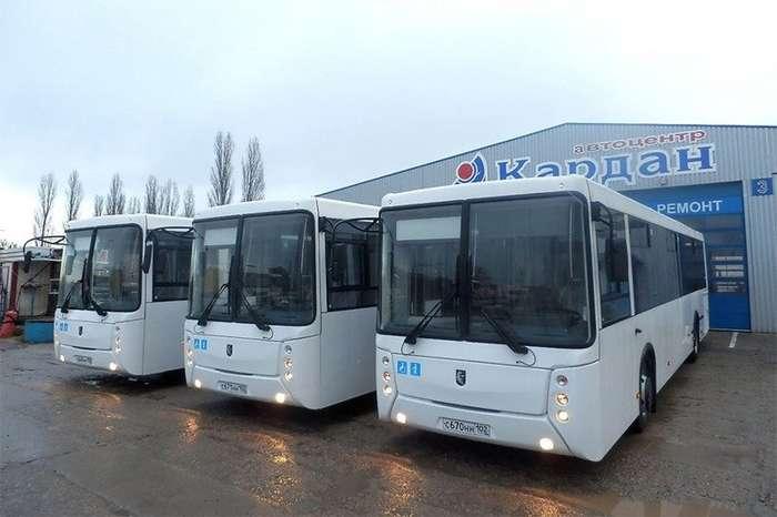 Производители автобусов России-42 фото-