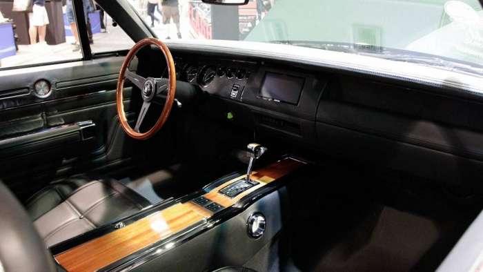 Безупречный Dodge Charger Defector от ателье Ringbrothers-24 фото-