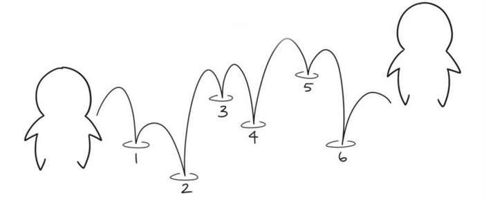 Как работает теория шести рукопожатий-2 фото-