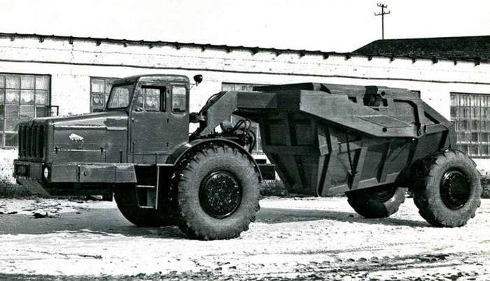 Двухколесные солдаты: секретные одноосные тягачи Советской армии-27 фото-