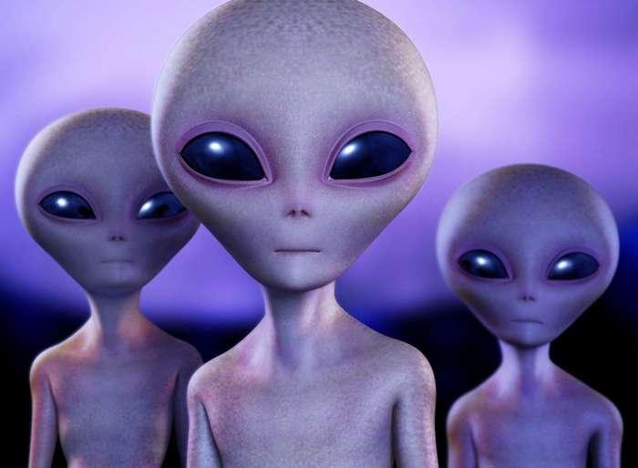 Инопланетяне по Дарвину-6 фото-