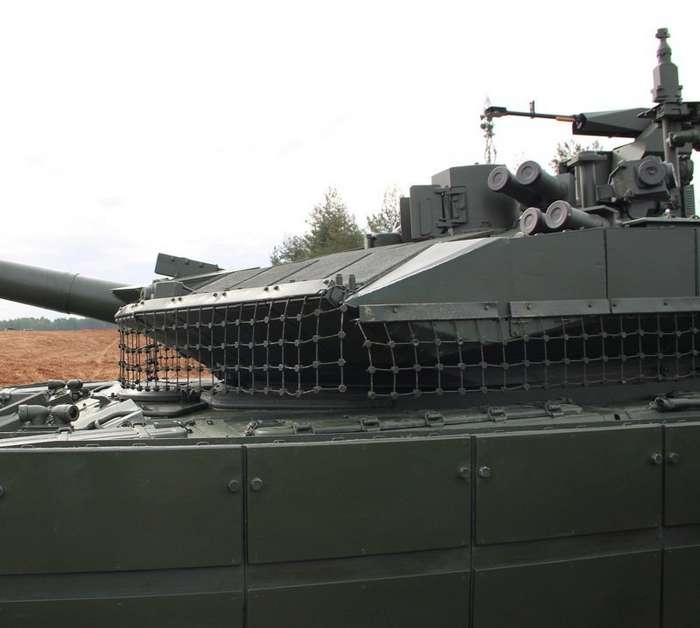 Танк Т-90М - --Объект 188М--